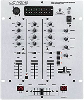 MESA DJ PRO DX626