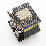 HW-546 ESP8266 Witty Wolke Development Board ESP-12F (schwarz) DEjasnyfall