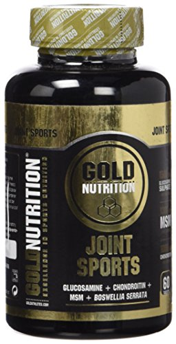 Gold Nutrition Joint Sports Articulaciones - 60 Cápsulas
