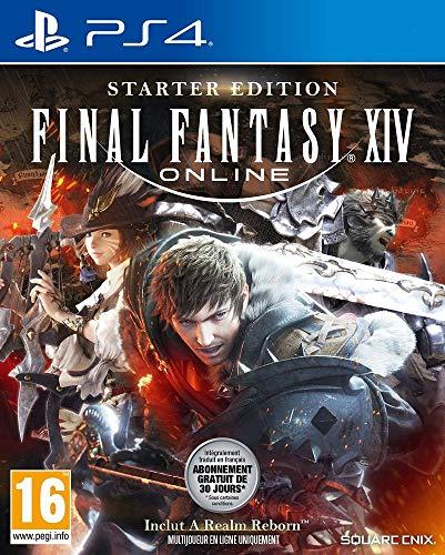 Final Fantasy XIV :Starter Edition Jeu PS4 Köche Starter