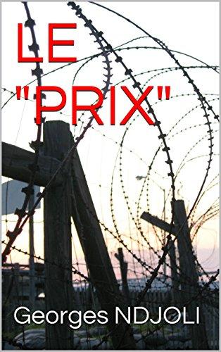 """Couverture du livre LE """"PRIX"""""""