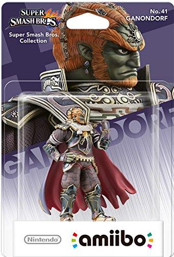 Ganondorf Amiibo