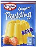Dr. Oetker Pudding-Pulver Vanille, 22er Pack (22 x 1,5 l)