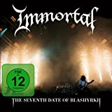 Immortal: The Seventh Date of Blashyrkh (Audio CD)