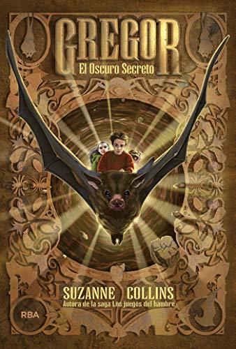 Gregor 4. El oscuro secreto (FICCION JUVENIL) eBook: Collins ...