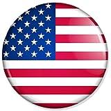 Flagge Vereinigten Staaten (USA) Komplettset mit allen Artikeln