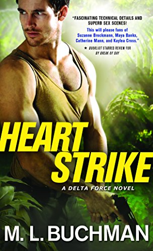 Heart Strike (Delta Force Novels)