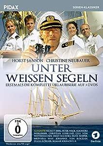 Unter weißen Segeln / Die komplette 6-teilige Urlaubsserie mit Starbesetzung (Pidax Serien-Klassiker) [3 DVDs]