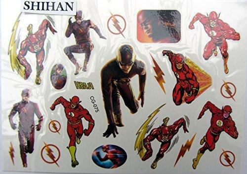 shihan-the-flash-tatuaggi-film-film-supereroi-union-bambini-flash-tatuaggio-adesivo-impermeabile-tat