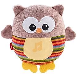 Fisher-Price Buhito dulces dueños, juguete de cuna para bebé (Mattel CDN55)