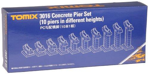 tomix-n-scala-n-struttura-calibro-gradiente-pc-moli-10-un-set-3016-japan-import