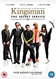 Kingsman:the Secret Service [DVD-AUDIO]