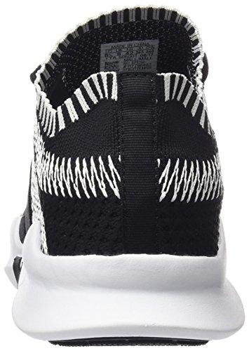 Núcleo Adv Cestas Calzado Negro Noir Blanco Adidas Bajos Homme núcleo Apoyo Negro Primeknit Eqt Cwatvaq