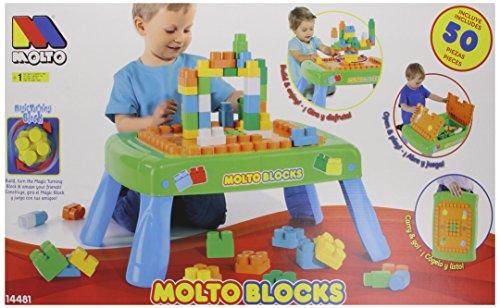 Molto 58-14481 - Mesa De Construcciones Magik Block Moltó