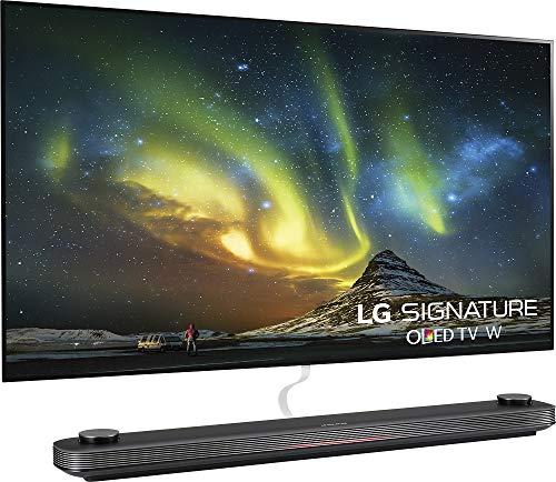 LG OLED65G7V 65-Inch Signature 4K TV - Silver/Black