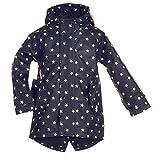 BMS HafenCity Coat Kids SoftSkin Oekotex 100, Marine+Sterne, Größe 104
