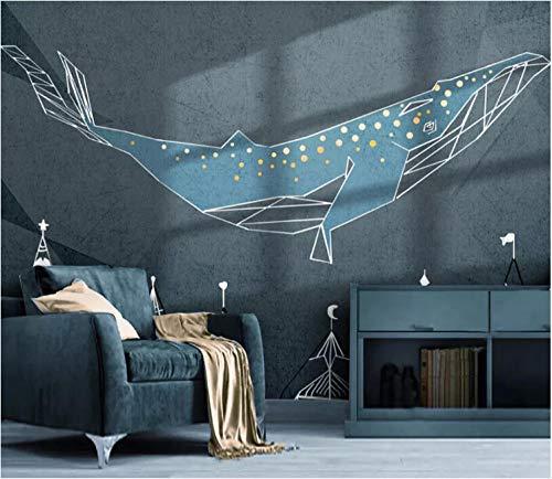Beige-moderne-tapete (Speedcoming Moderne Minimalistische Abstrakte Linien Ozeanwal Beleuchten Luxushintergrundwandbildtapete-200x140cm)