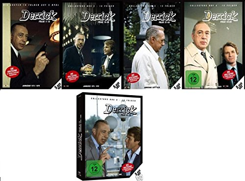 Collector's Box  1-5 (25 DVDs)