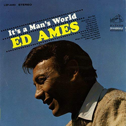 It's a Man's World (Ames-cds Ed)