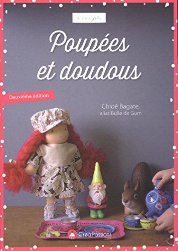 Poupées et doudous par Chloé Bagate