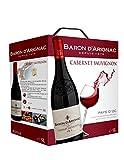 Product Image of Baron d'Arignac Cabernet Sauvignon 5L (Bag in Box)