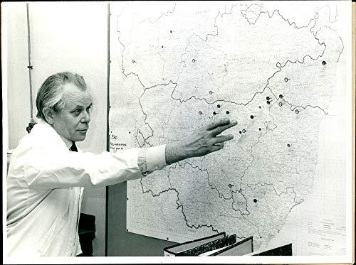 Fotomax Vintage Photo of Dr. Edward Gibson - Edward Gibson