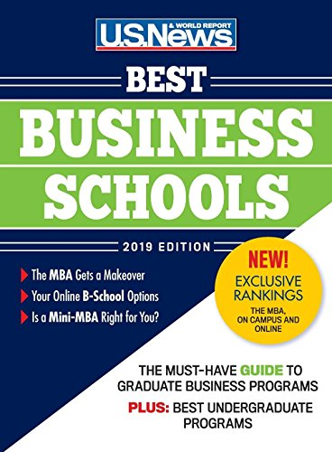 PDF DOWNLOAD] Best Business Schools 2019 [Ebook, EPUB