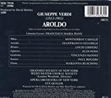 Verdi;Aroldo [Import anglais]