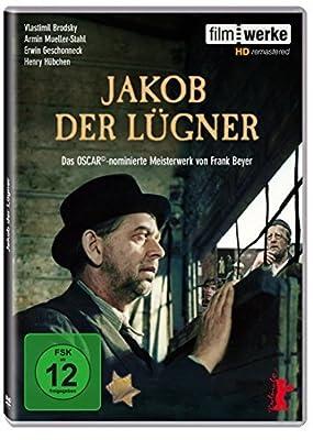 Jakob The Liar ( Jakob, der Lügner ) [ NON-USA FORMAT, PAL, Reg.0 Import - Germany ] by Armin Mueller-Stahl
