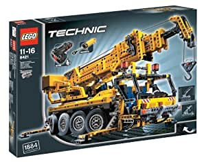 Lego Technic 8421 - Autogru con motore