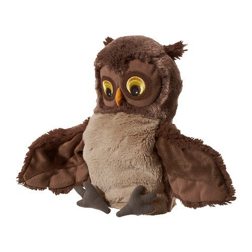 andring Uggla-Glove Puppet (Eule, Puppe)