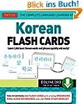Korean Flash Cards: Learn 1,000 Basic...
