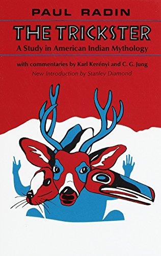 Trickster: A Study in American Indian Mythology por Paul Radin