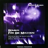 Marco Remus - Remus Für Die Massen - Nerven Records - NERVEN LP 01