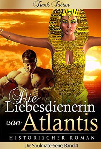 Die Liebesdienerin von Atlantis Book Cover