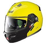 Modulare Helm GREX G9.1 EVOLVE KINETIC N gelb schwarz Flu 019 Größe S