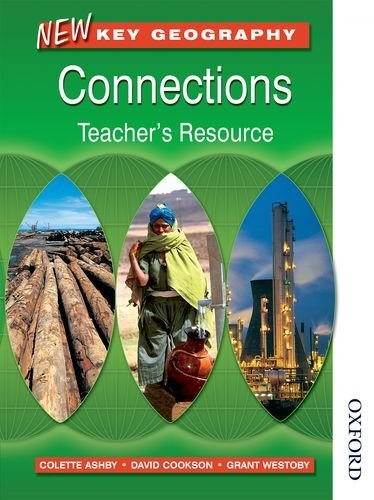 New Key Geography: Connections - Teacher's Resource with CD-ROM by David Waugh (2006-09-22)