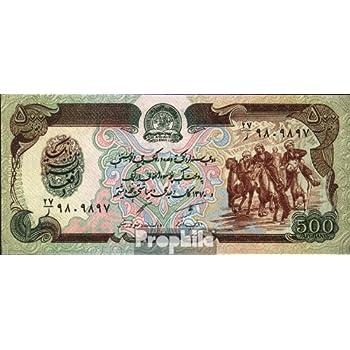 Afghanistan Pick-Nr 61c 1991 1.000 Afghanis Banknoten f/ür Sammler