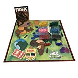 RISK. PARKER BROTHERS WORLD CONQUEST GAME. VINTAGE 1980 ISSUE.