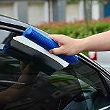 Eastlion Silikonschaber Car Wash verletzt nicht den Lack Reinigungswischer Autobürste 2ST