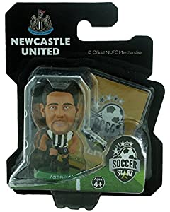 SoccerStarz SOC1132 Newcastle Aleksandar Mitrovic - Kit de hogar