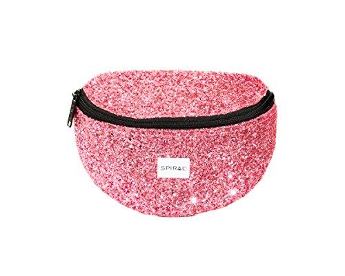 Spiral Riñonera deportiva, rosa (Rosa) - 4069 Spiral