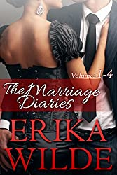 THE MARRIAGE DIARIES (Volumes #1 - #4) (English Edition)