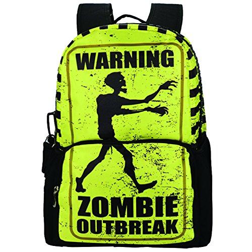 bistar-galaxy-zombie-printing-school-bags-college-girls-rucksack-for-teenage-boys-backpack-yellow-bb