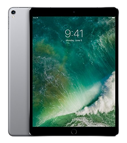 "Apple iPad Pro, 10,5"" mit WiFi + Cellular, 256 GB, 2017, Space Grau"