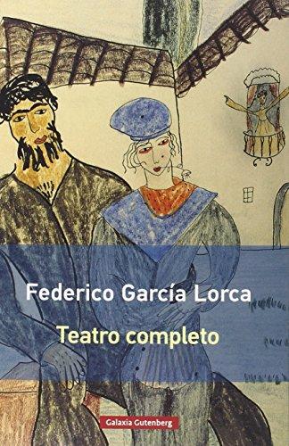 Teatro completo-nueva rústica por Federico García Lorca