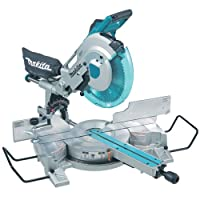 Makita 240V 305mm Slide Compound Mitre Saw with Laser