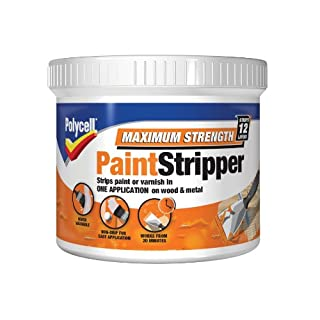 Polycell MSPS500 500ml Maximum Strength Paint Stripper