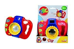 Simba 104019046 - Play & Learn - Fotokamera