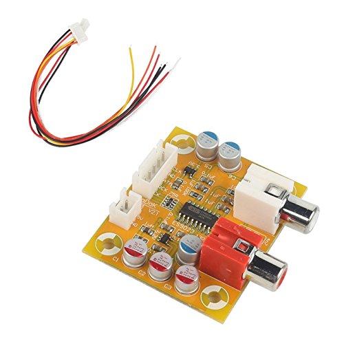 ROUHO Dac Sabre Es9023 Analog I2S 24 Bit 192 kHz Decoder Board Für Raspberry Pi - Touch Screen Analog-tv
